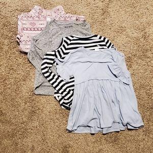 4 Girls Sweaters
